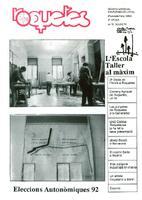Roquetes: revista mensual d'informació local, número 79, març, 1992.