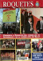 Roquetes: revista mensual d'informació local, número 245, febrer 2007