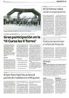 El Sant Pere i Sant Pau se lleva el partido de rivalidad ante el  Roquetes