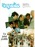 Roquetes: revista mensual d'informació local, número 65, juny 1990. 7è Any