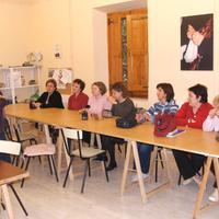 Curs de Maquillatge: Associació de Dones de Roquetes a l'any 2005