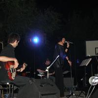 Concert d'Anna Amaré a l'Hort de Cruells l'any 2007