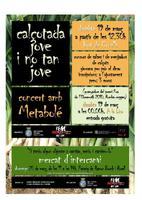 Calçotada jove i no tan jove: concert amb Metabolé