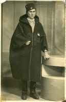 Alfredo Llusià al Servei Militar a Melilla. 1948