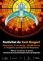 Festivitat de Sant Gregori