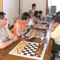 Campionat escacs partides ràpides, a les Festes Majors de Roquetes, l'any 2007