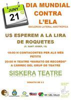 Dia Mundial contra l'ELA