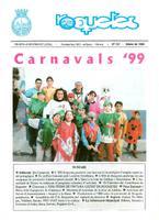 Roquetes: revista mensual d'informació local, número 157, febrer  1999