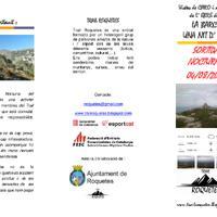 Sortida nocturna.<br /><br /> Vistes de Caro i de la Vall de l&#039;Ebre des de la Barcina