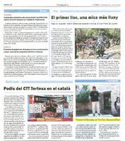 Triomf d'Alcoba al Trofeu Generalitat.