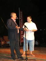 Presentació nit d'espectacle al Tradicionàrius l'any 2005