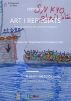 Exposició &quot;Art i refugiats&quot;<br /><br /> <br /><br />