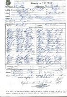 Acta de la Federació Catalana de Futbol del partit disputat entre el UD Remolinos i el CD Roquetenc, el 16 de Setembre de 1984