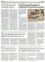 Joan Alcoba vence en el Gran premio de Catalunya celebrado en Ascó
