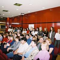 Elecció de les Pubilles i Pubilletes de les Festes Majors de Roquetes de l'any 2002