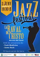 Jazz festival a la Raval de Cristo