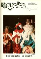 Roquetes: revista mensual d'informació local, número 20, desembre 1985