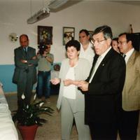 Exposició de manualitats: Associació de Dones de Roquetes, Festes Majors 2000