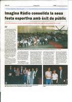 Imagina Ràdio consolida la seua festa esportiva amb èxit de públic