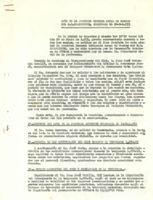 Acta de l'Assemblea General Anual de Socis del CD Roquetenc, celebrada el 20 de juny de 1971