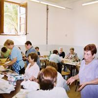 Manualitats de l'Associació de Dones de Roquetes