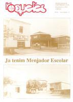 Roquetes: revista mensual d'informació local, número 84, setembre, 1992.