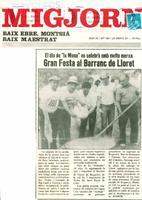 """Gran festa al Barranc de Lloret: El dia de la """"Mona"""" es celebrà amb molta marxa"""