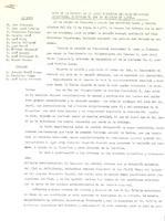 Acta de la reunió de la Junta Directiva del CD Roquetenc, celebrada el 13 de gener de 1972