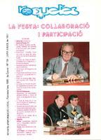 Roquetes: revista mensual d'informació local, número 139, juny-juliol 1997