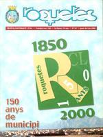 Roquetes: revista mensual d'informació local, número 167, gener 2000
