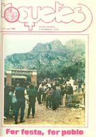 Roquetes: revista mensual d'informació local, número 3, abril 1984