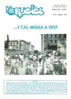 Roquetes: revista mensual d'informació local, número 133, desembre 1996