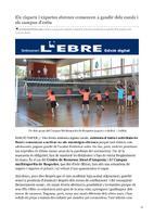 Els xiquets i xiquetes ebrencs comencen a gaudir dels casals i els campus d'estiu.