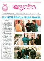Roquetes: revista mensual d'informació local, número 156, gener  1999