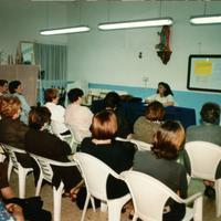 Xerrada: dona i sexualitat&lt;br /&gt;<br /> Associació de dones de Roquetes 2000