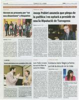 """Movem es presenta per """"un nou dinamisme"""" a Roquetes."""