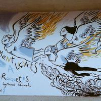 Paraules i dibuixos per la llibertat