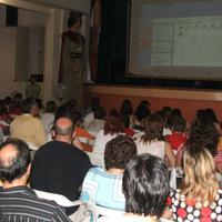 Entrega d'orles Escola Mestre Marcel·lí Domingo