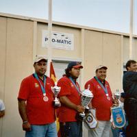 Joan Alcoba - Campionat d'Espanya i Europa 2005