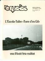 Roquetes: revista mensual d'informació local, número 61, febrer 1990. 7è Any