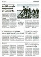 """115 participantes en la """"XIII Pujada als Ports"""""""