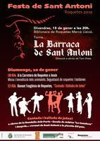 Festa de Sant Antoni: Roquetes 2019