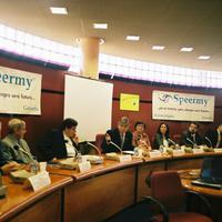 """Presentació del projecte de tecnologia genètica""""Speermy"""""""