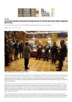 La trobada d'entitats culturals de l'antiga Diòcesi de Tortosa aposta pel treball cooperatiu del territori.