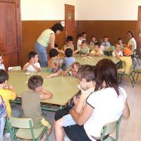 Activitats del Campus d'Estiu de Roquetes de l'any 2007