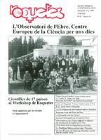 Roquetes: revista mensual d'informació local, número 81, maig, 1992.