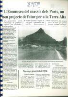 L'Ecomuseu del massís dels Ports, un nou projecte de futur per a la Terra Alta