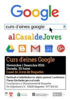 Curs d'eines Google
