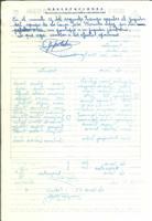 Acta de la Federació Catalana de Futbòl del Partit entre el CD La Cava i el CD Roquetenc, el 23 de febrer de 1969