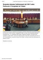 Roquetes demana l'alliberament de l'AP-7 entre Peñíscola i l'Hospitalet de l'Infant